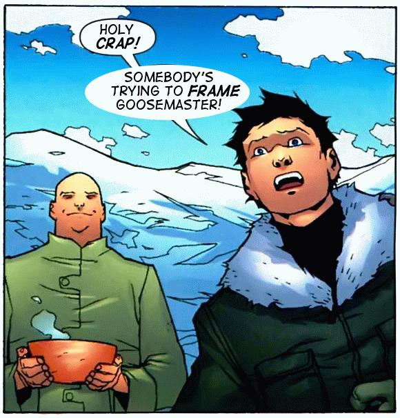 Zen Robin Panel 16